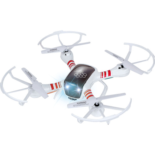 Lift Off X60 PT1664 Drone with Wi-Fi Camera (White)