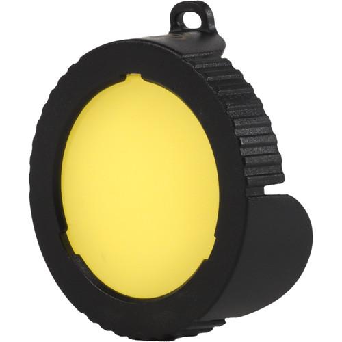 Light & Motion Phosphor Filter & Holder for Sola NightSea Lights