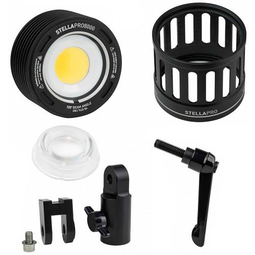 Light & Motion 5000 Lumen Air Kit for Sola Video Pro 8000 Light