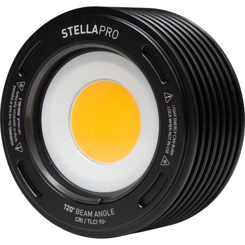 Light & Motion Stella Pro 3000K LED Head