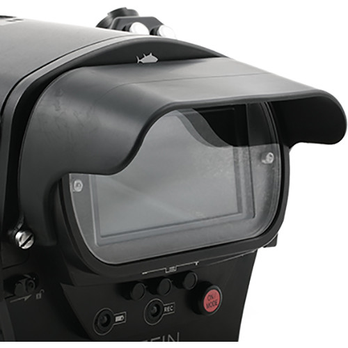 Light & Motion Monitor Shade for Bluefin Underwater Video Housings