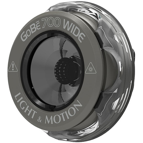Light & Motion 700 Wide Head for GoBe Dive Lights