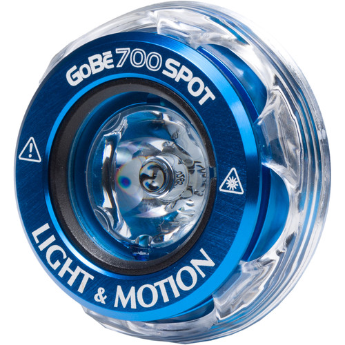Light & Motion 700 Spot Head for GoBe Dive Lights