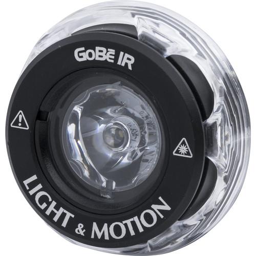 Light & Motion IR Head for GoBe & GoBe+ Flashlights (900mW)