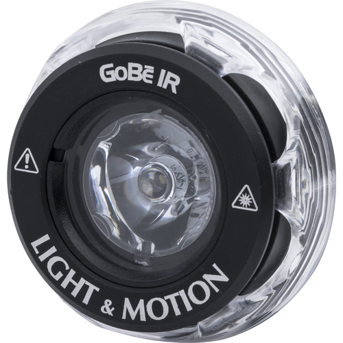 Light & Motion IR Head for GoBe & GoBe+ Flashlights (900mW)