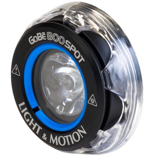 Light & Motion Spot Head for Select GoBe Lights (800 Lumens)