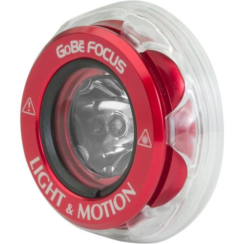 Light & Motion GoBe Red Spot Light Head