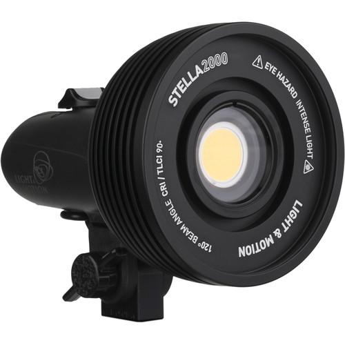 Light & Motion Stella 2000 LED Light (PSE)