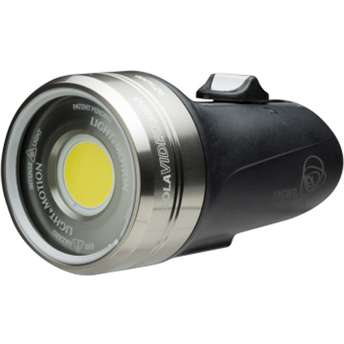 Light & Motion SOLA Video 3800 F LED Dive Light (Black)