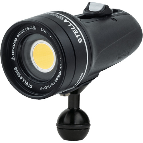 Light & Motion Stella CL 1000/2500 UW LED Light