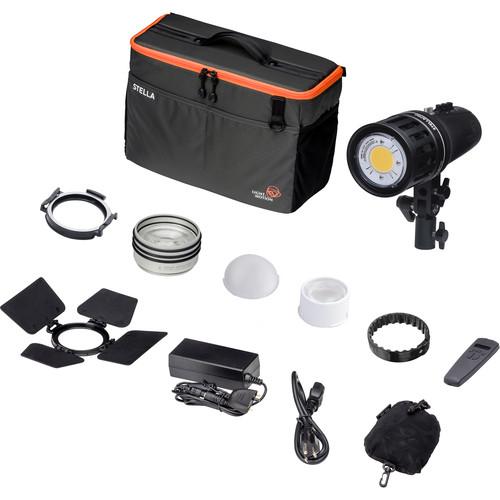 Light & Motion Stella Pro CL 8000 RF Broadcast Kit
