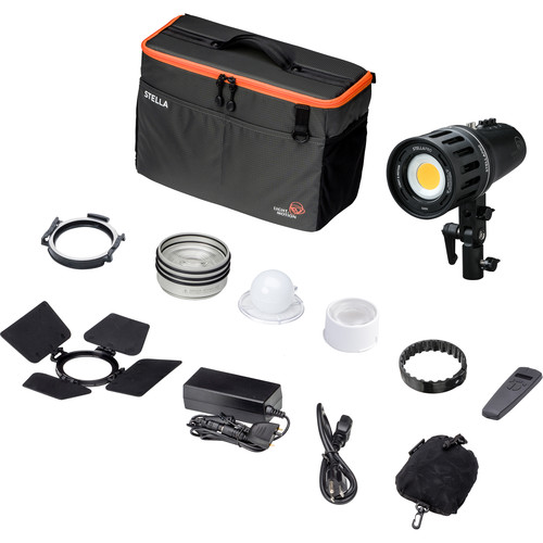Light & Motion Stella Pro 5000 RF Action Kit with Wireless Remote Control