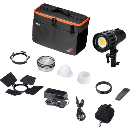 Light & Motion Stella Pro CL 5000 RF Action Kit
