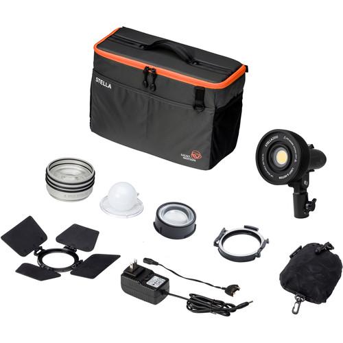 Light & Motion Stella 2000 Action Kit