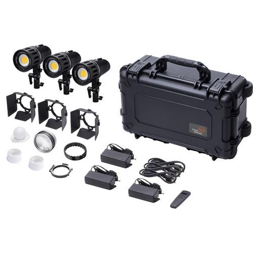 Light & Motion Stella Pro CL 5000 DM RF 3-Light Expedition Kit