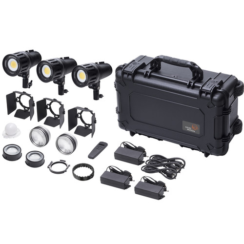 Light & Motion Stella Pro Barry Andersson Interview Kit