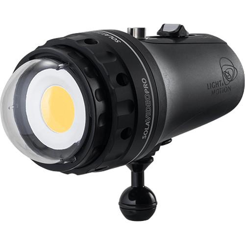 Light & Motion Sola Video Pro 12000 LED Dive Light (US)