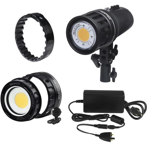 Light & Motion Stella Pro CL 8000 DM RF AquaTerra 1-Light Kit