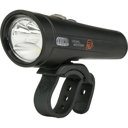 Light & Motion Taz 1200 LED Bike Light (Black Raven)