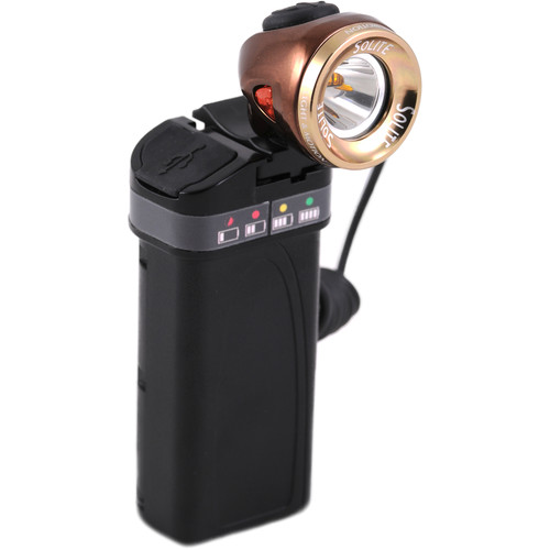 Light & Motion Solite 250 LED Headlight (Bronze)