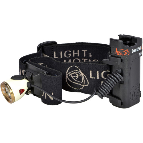 Light & Motion Solite 250 EX LED Headlight