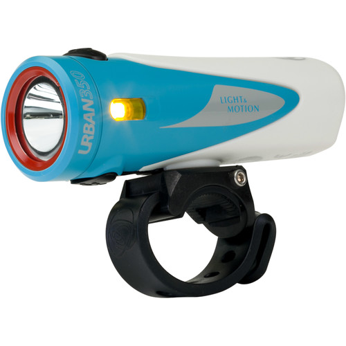 Light & Motion Urban 350 LED Bike Light (Blue Moon)