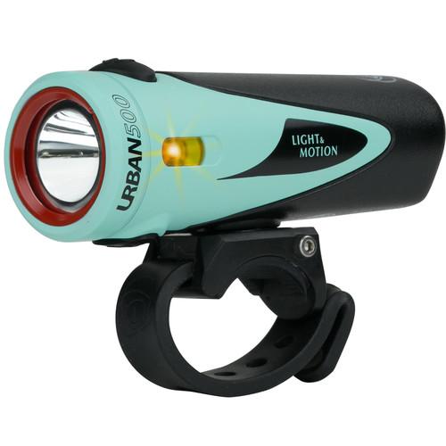 Light & Motion Urban 500 LED Bike Light (Chillwave)