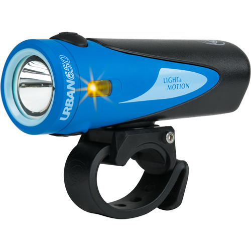 Light & Motion Urban 650 LED Bike Light (Kingfisher)