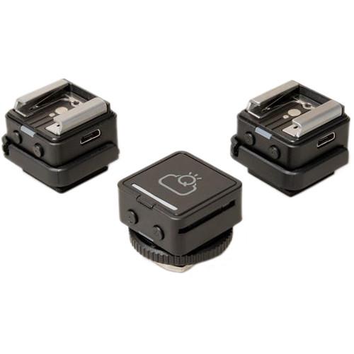 LightPix Labs T1-S FlashQ Trigger Kit F+ (Midnight Black)
