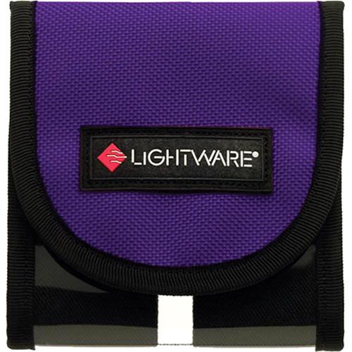 Lightware Compact Flash Media Wallet (Purple)