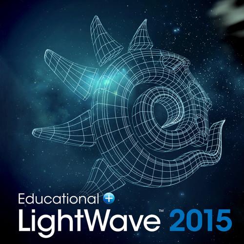 Lightwave by NewTek LightWave 2015 Upgrade (EDU Pricing, Download)