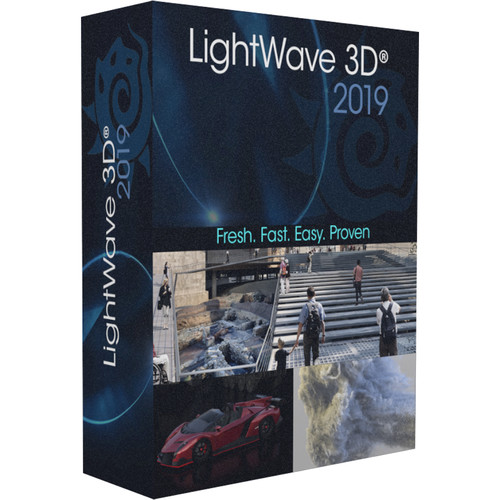 LightWave 3D 2019 Educational 5 Seats (Download)