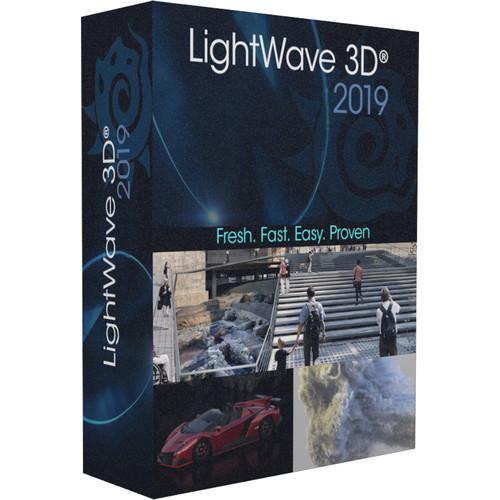 LightWave 3D 2019 Educational Upgrade 1 Seat (Download)