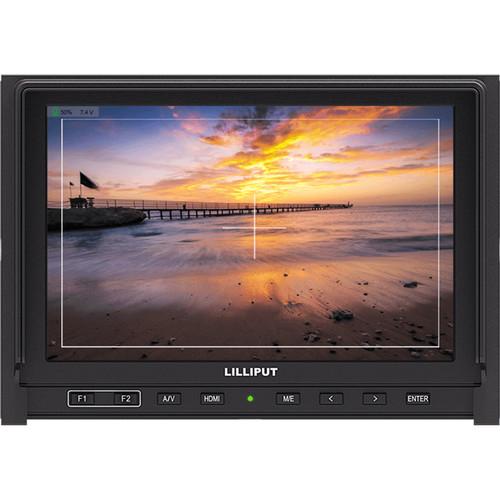 "Lilliput 7"" Camera-Top Monitor (Black)"