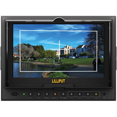 """Lilliput 5D-ii/O/P 7"""" HDMI LCD Field Monitor"""