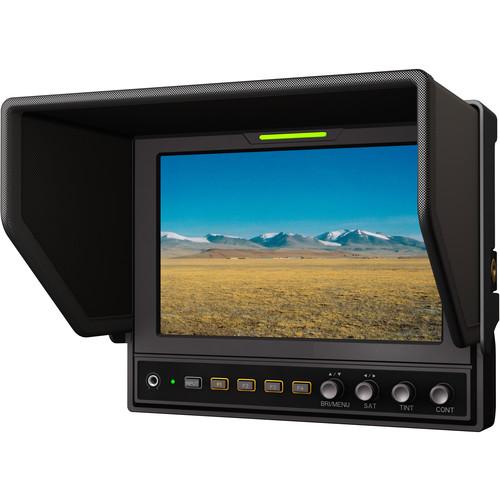 """Lilliput 662/S 7"""" 3G-SDI/HDMI Field Monitor"""