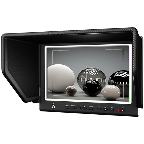 """Lilliput 664/O 7"""" On-Camera Monitor with HDMI Input & Output"""