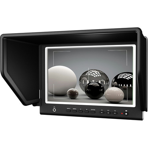 """Lilliput 664/P 7"""" On-Camera Monitor with HDMI Input & Display Tools"""