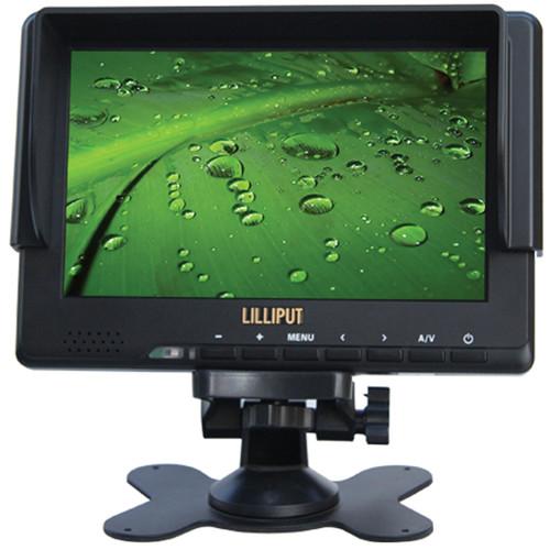 """LILLIPUT 7"""" 3G-SDI Field Monitor"""