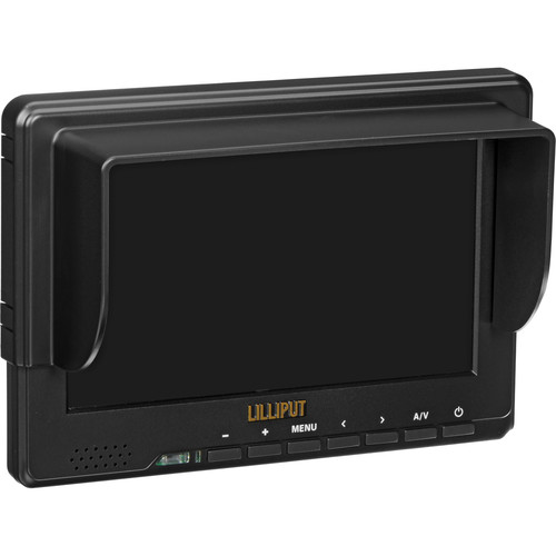 Lilliput 667GL70NP/H/Y On-Camera Video Monitor