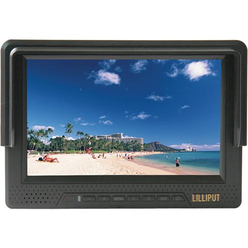 "Lilliput 7"" HDMI On-Camera Monitor"