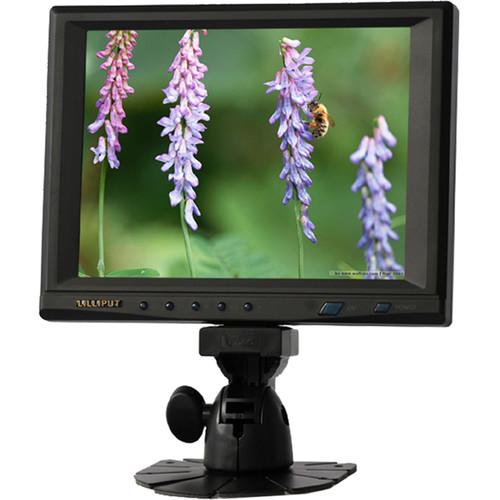 """Lilliput 859GL-80NP/C/T 8"""" VGA 4:3 Touchscreen Monitor"""