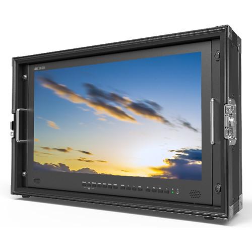"""Lilliput 28"""" 12G-SDI 4K IPS Monitor (Gold Mount)"""