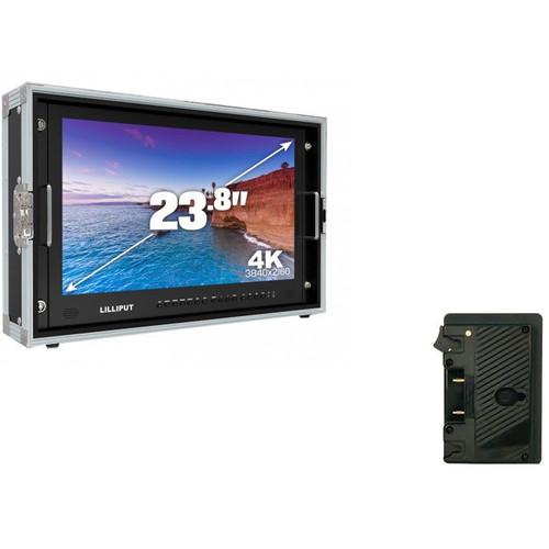 Lilliput BM230-4K Carry-On 4K Monitor (GoldMount)