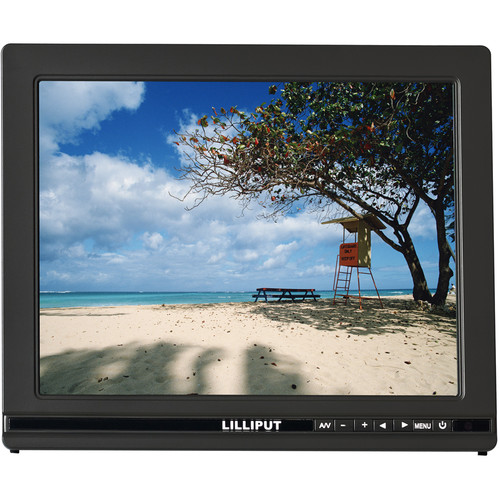 "LILLIPUT FA1000-NP/C/T 9.7"" HDMI 5-Wire Touchscreen Monitor"