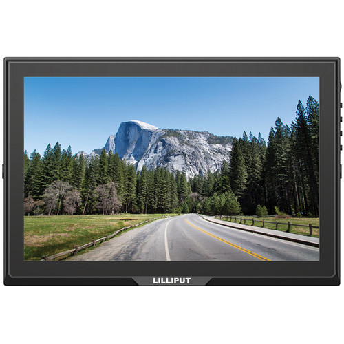 "Lilliput FA1014/S 10.1"" IPS On-Camera 3G-SDI/HDMI Monitor"