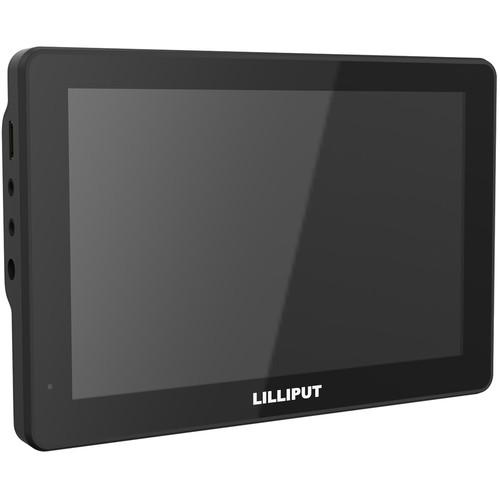 "Lilliput Mopro 7"" X-Sports Camera Monitor for GoPro Hero 3+, 4 & DSLR (Black)"