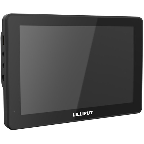 "Lilliput Mopro 7"" X-Sports Camera Monitor for GoPro Hero 3+, 4 & DSLR (Black)"
