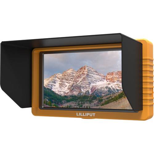"LILLIPUT Q5 5.5"" Full HD On-Camera Monitor"