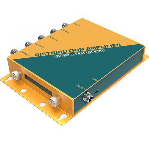 Lilliput 1x4 3G-SDI Distribution Amplifier